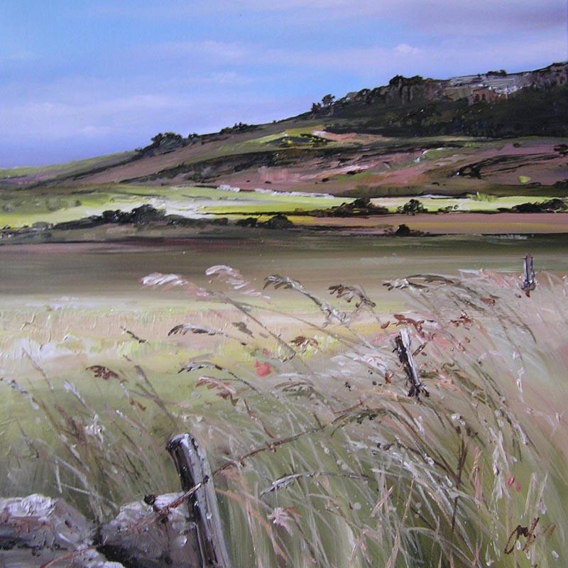 Scottish Landscape Paintings Scotland S East Coast